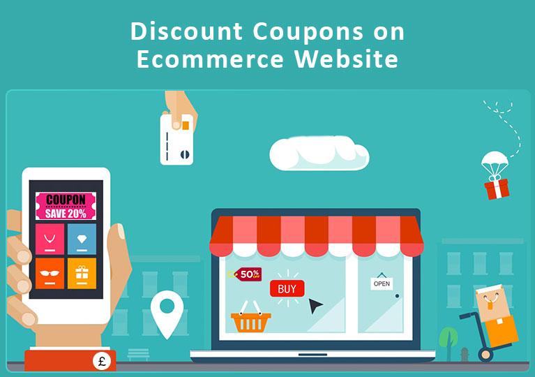 Discount Coupons On Ecommerce Website