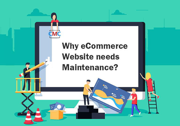 Why eCommerce Website needs Maintenance?