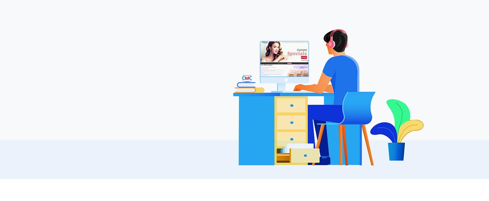 London web design solutions